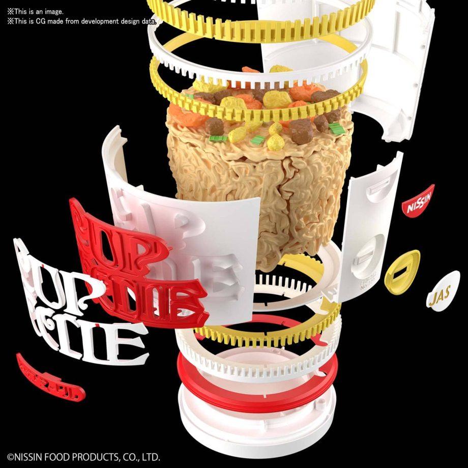 CUP NOODLE Kit Pose 8