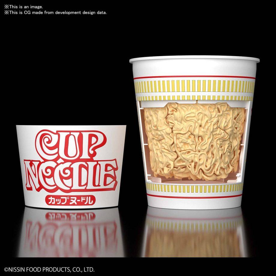 CUP NOODLE Kit Pose 10