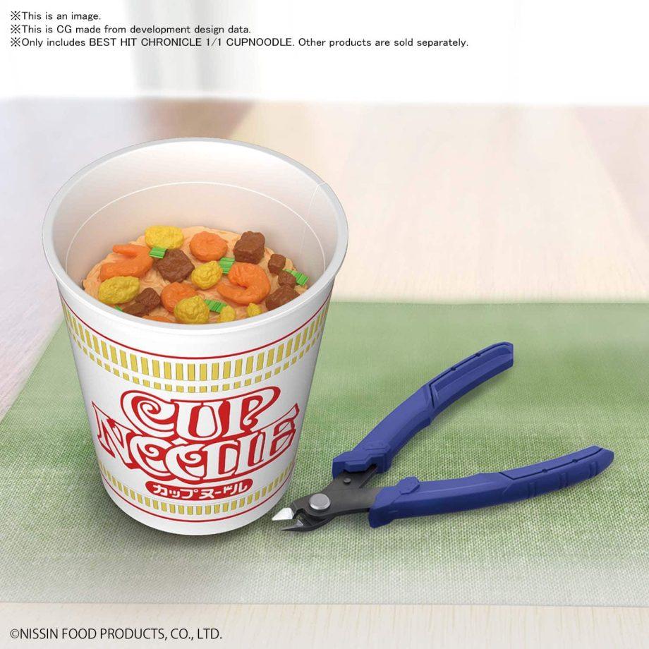 CUP NOODLE Kit Pose 12