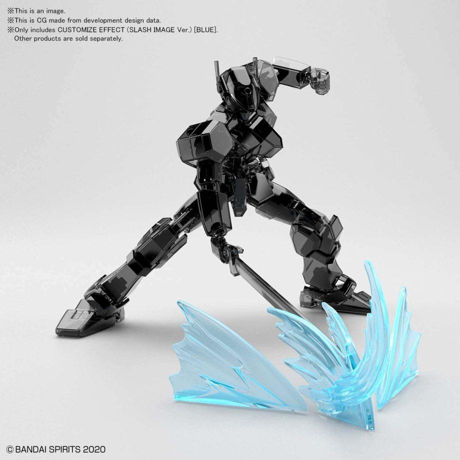 Customize Effect Slash Image Ver Blue Pose 3