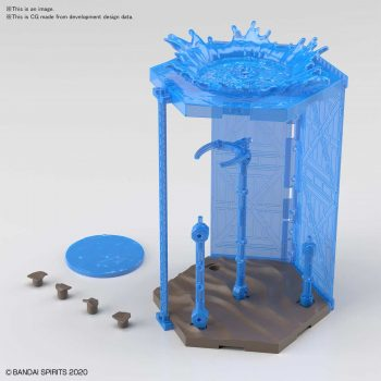 Customize Scene Base Water Field Ver Pose 1