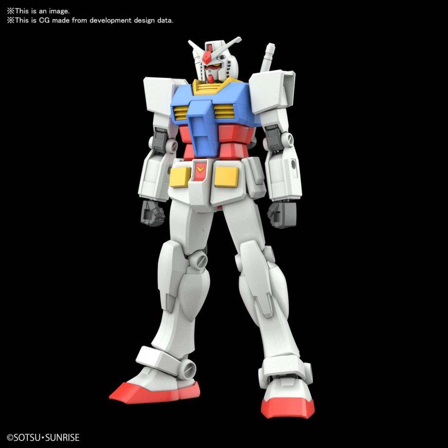 Entry Grade RX-78-2 Pose 2