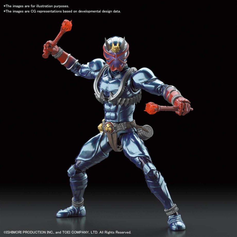 Masked Rider Hibiki Figure Rise Standard Pose 1