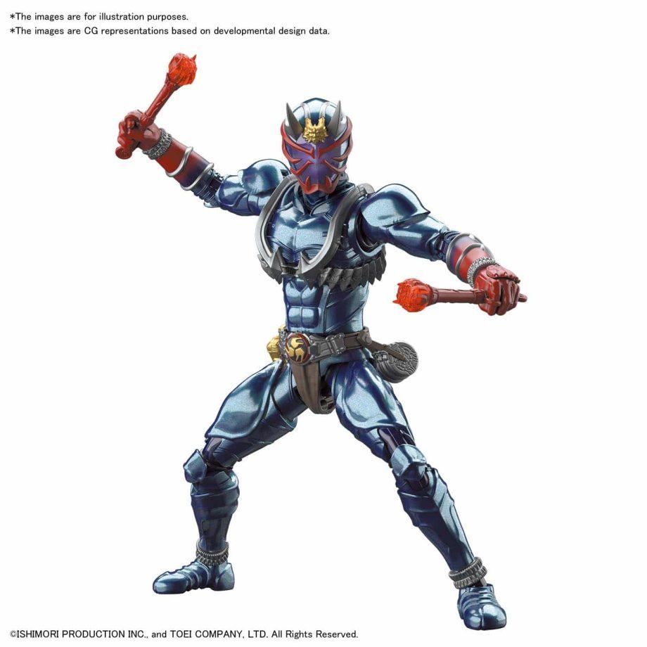 Masked Rider Hibiki Figure Rise Standard Pose 2