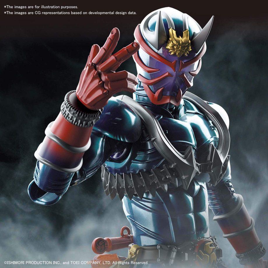 Masked Rider Hibiki Figure Rise Standard Pose 3