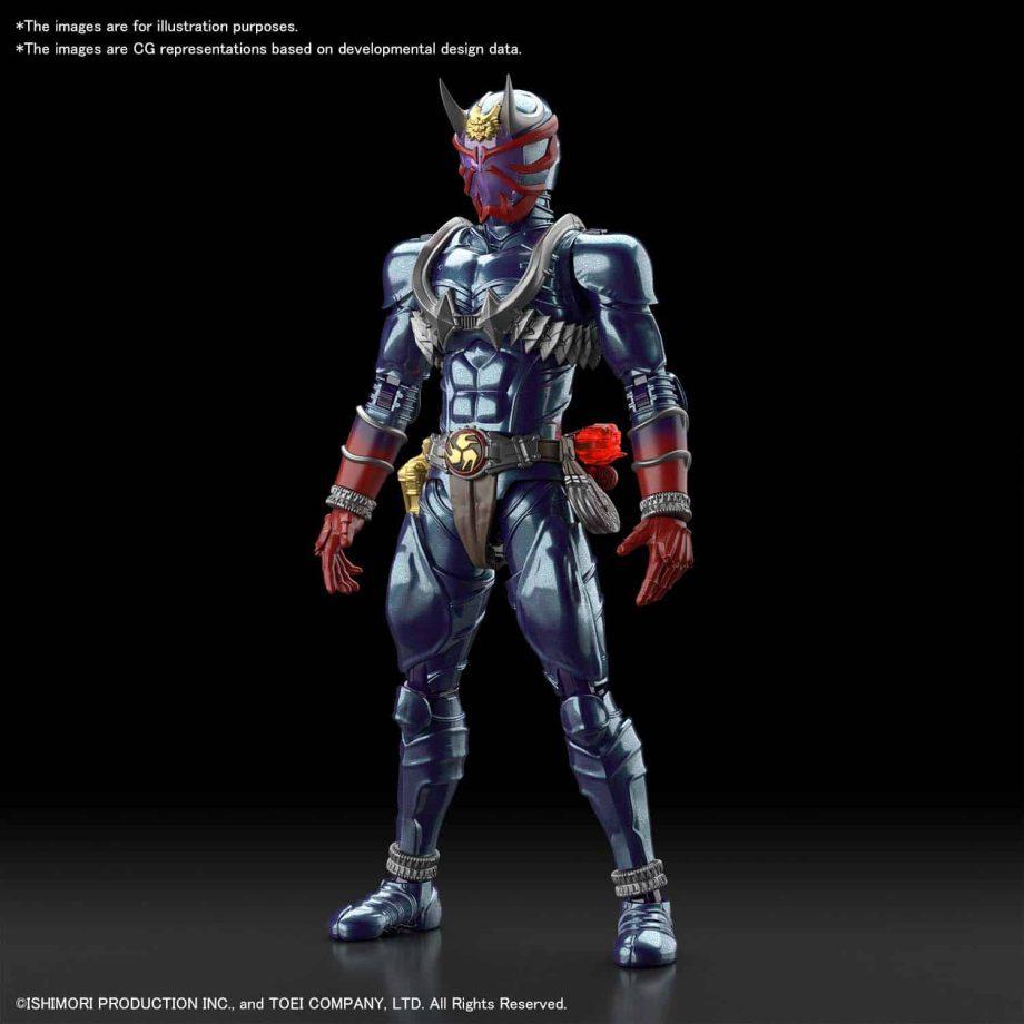Masked Rider Hibiki Figure Rise Standard Pose 4