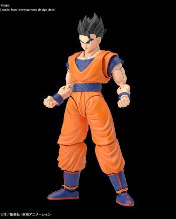 Ultimate Son Gohan Figure Rise Standard Pose 1