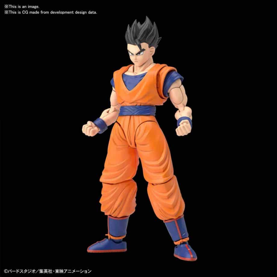 Ultimate Son Gohan Figure Rise Standard Pose 1