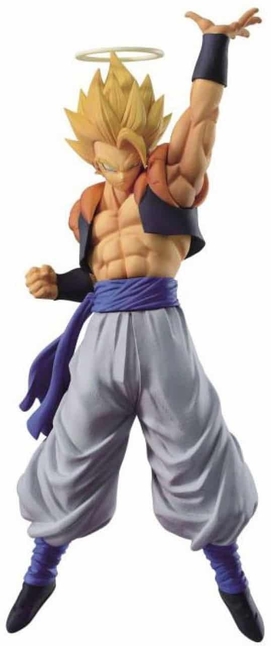 Dragon Ball Legends Collab Gogeta Statue Pose 1