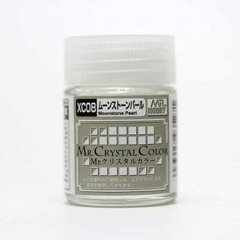 Mr. Crystal Color Moonstone Pearl XC08