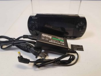 Sony Playstation Portable System Pose 1