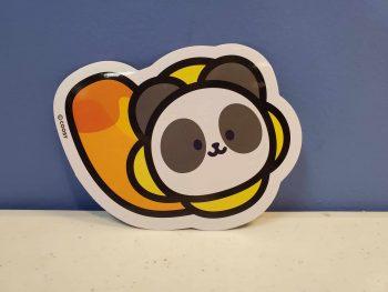 Pandaroll Sticker