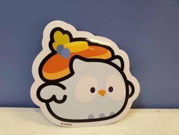 Owlyroll Sticker