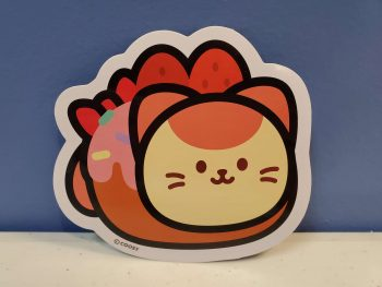 Kittiroll Sticker