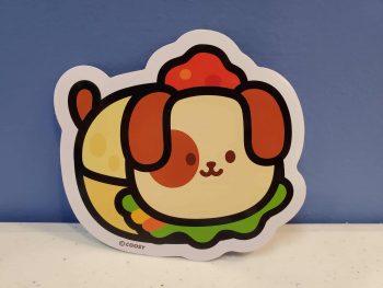 Puppiroll Sticker