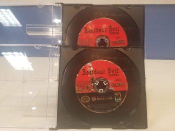 GameCube Resident Evil Zero