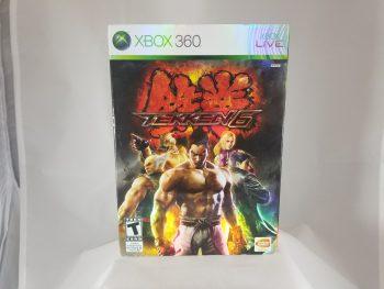 XBox 360 Tekken 6 Front
