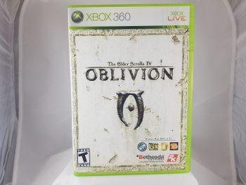 XBox 360 The Elder Scrolls IV Oblivion Front
