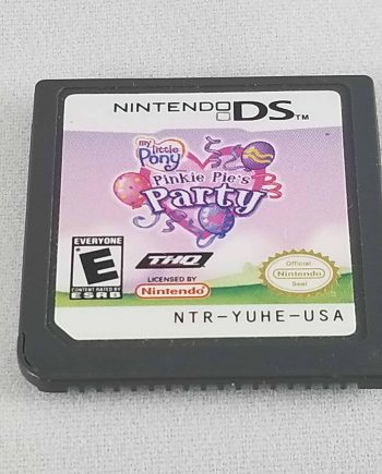 Nintendo DS My Little Pony Pinkie Pies Party