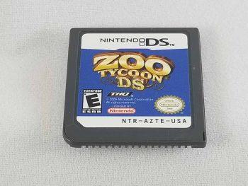 Nintendo DS Zoo Tycoon DS