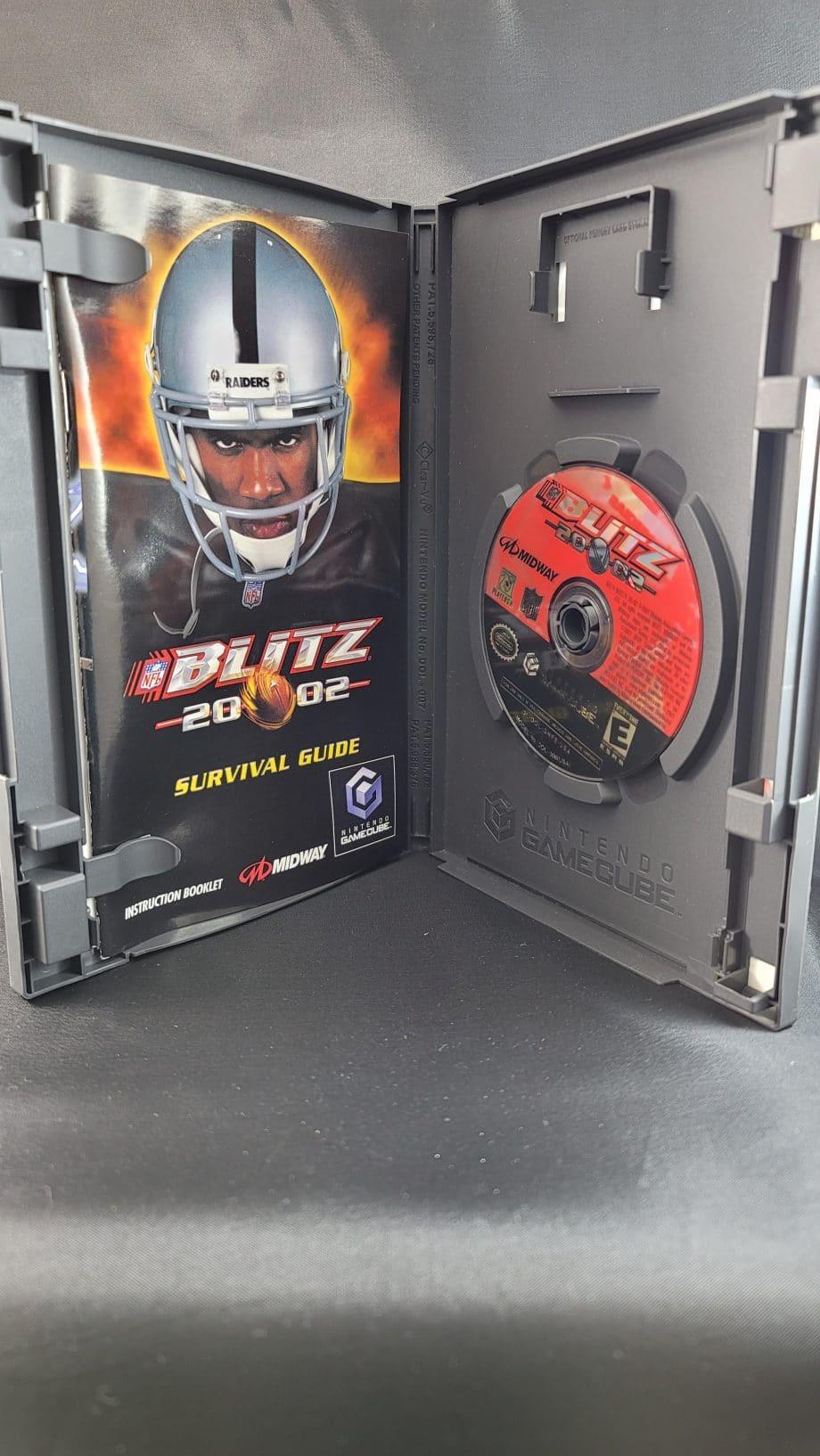 GameCube NFL Blitz 20-02