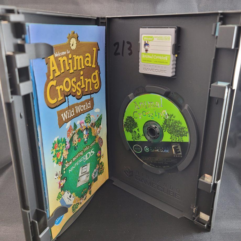 GameCube Animal Crossing