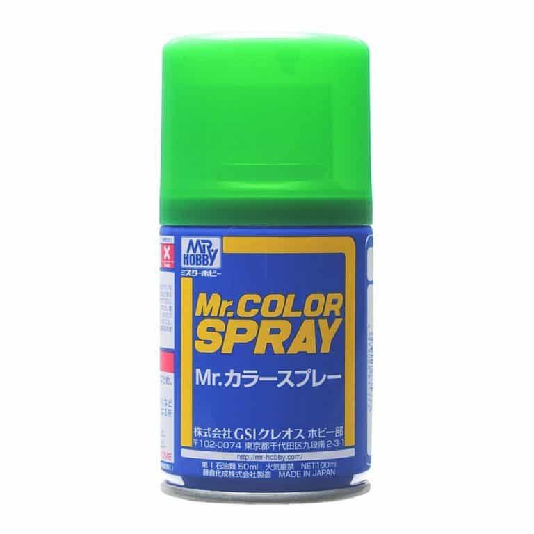 Mr. Color Spray Gloss Green S6
