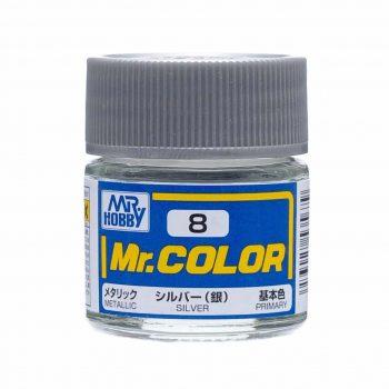 Mr. Color Metallic Silver C8