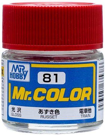 Mr. Color Gloss Russet C81