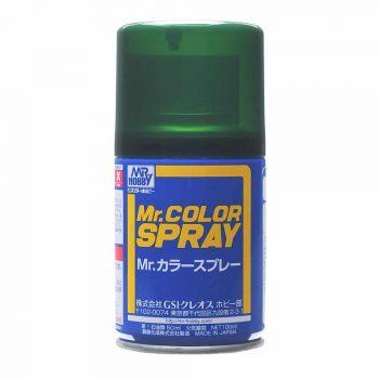 Mr. Color Spray Semi Gloss IJN Green Nakajima S15