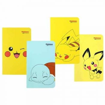 POKEMON PUR-BOUND MINI NOTEBOOK