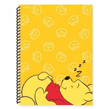 NOTEBOOK SLEEPING POOH