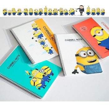 Minions Notebook