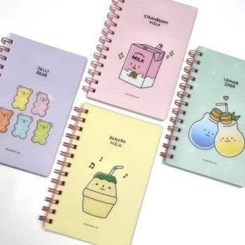 CONVENIENCE STORE B6 PP COVER NOTEBOOK