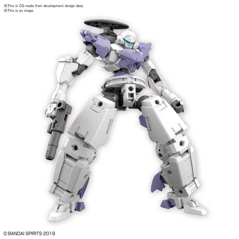 1/144 bEXM-14T Cielnova White Pose 5