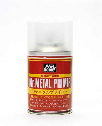 Mr. Metal Primer-R Spray B504
