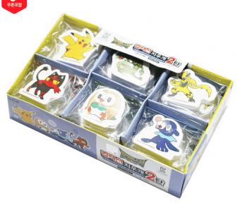 Pokemon Collection Eraser Volume 2