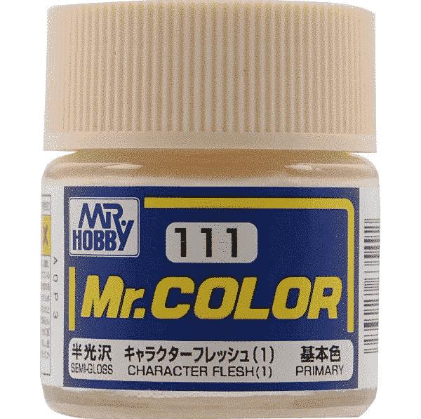 Mr. Color Semi Gloss Character Flesh C111