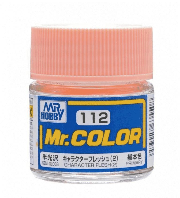 Mr. Color Semi Gloss Character Flesh 2 C112