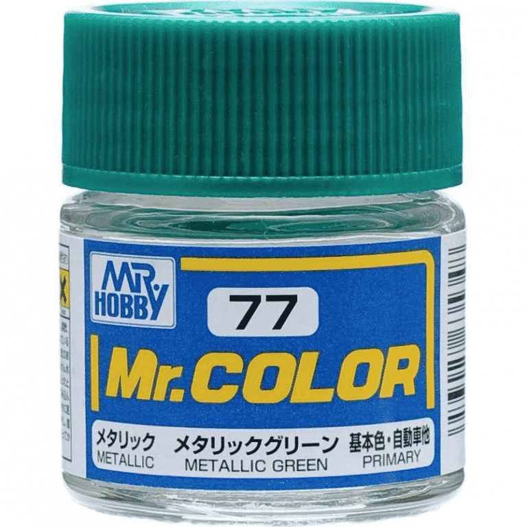 Mr. Color Metallic Green C77
