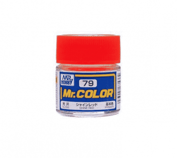 Mr. Color Gloss Shine Red C79
