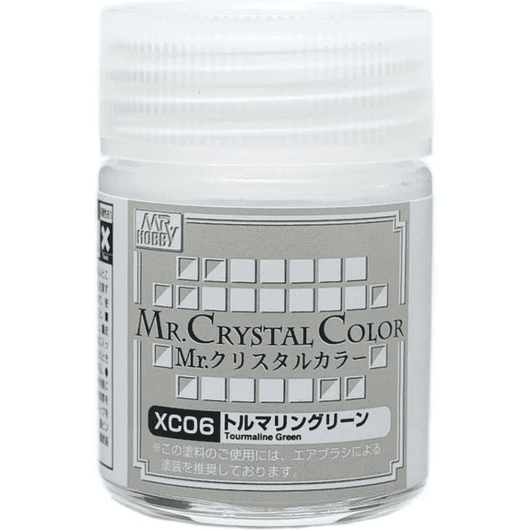 Mr. Crystal Color Tourmaline Green XC06