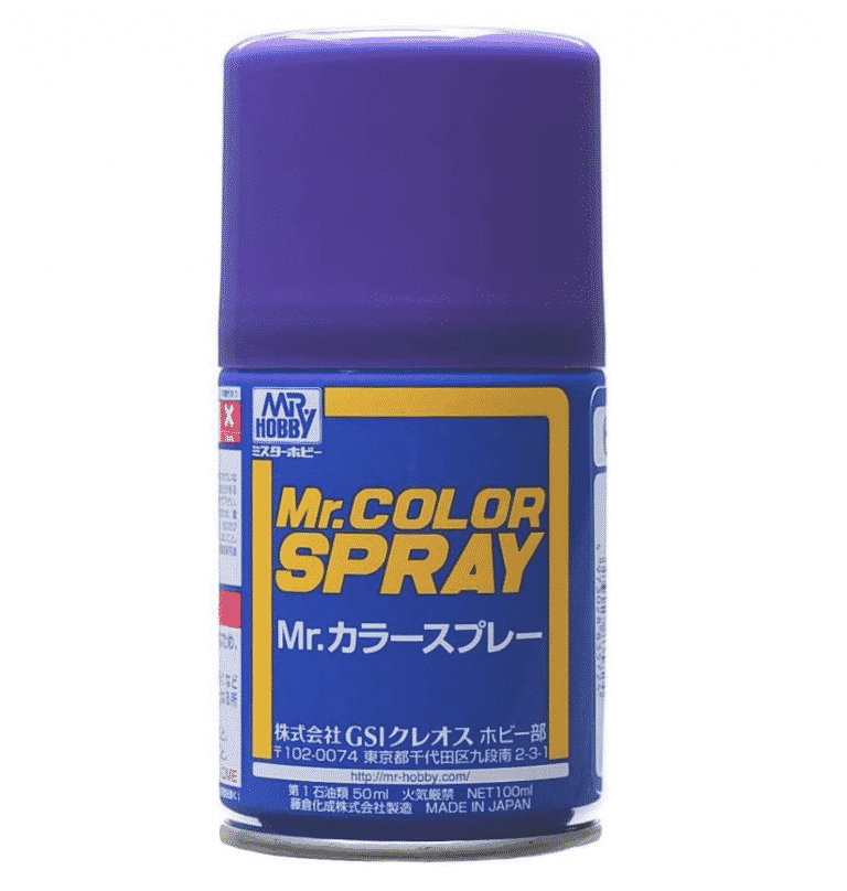 Mr. Color Spray Gloss Purple S67