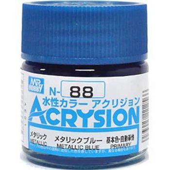 Mr. Color Acrysion Metallic Blue N88