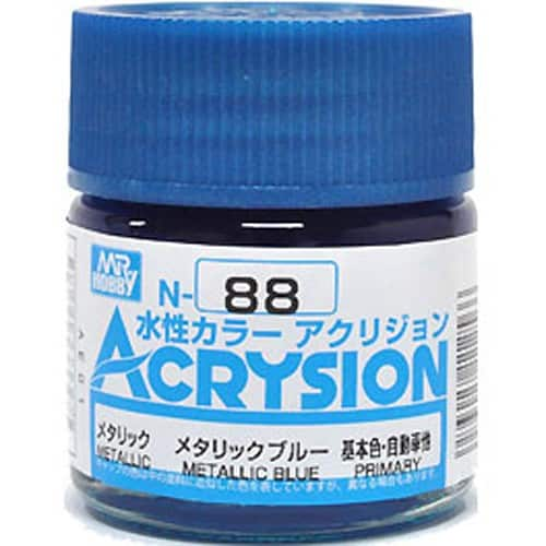 Mr. Color Acrysion Metallic Blue N88