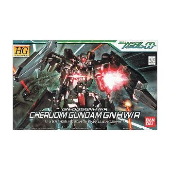 High Grade Cherudim Gundam GNHW/R Box