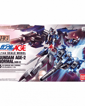 Gundam AGE 1/144 High Grade Gundam AGE 2 Normal Box
