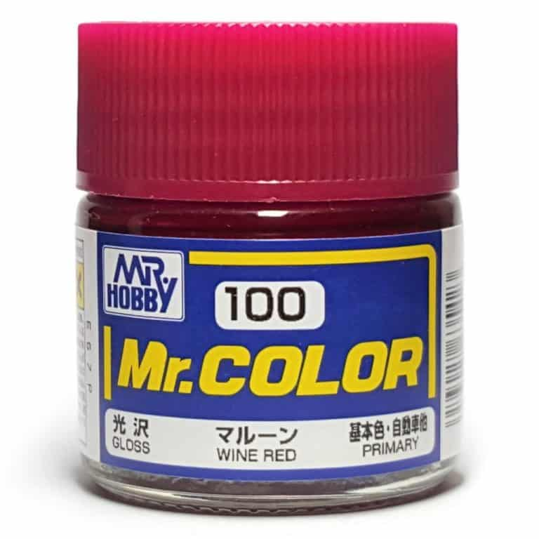 Mr. Color Gloss Wine Red C100