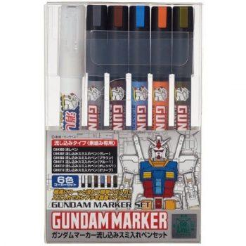 Gundam Marker Pouring Set