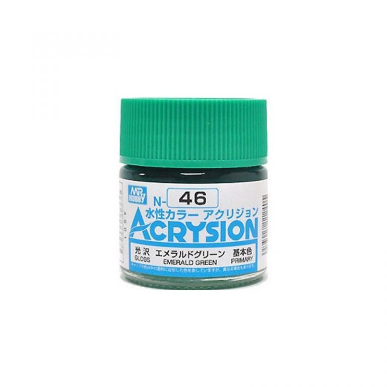 Mr. Color Acrysion Gloss Emerald Green N46